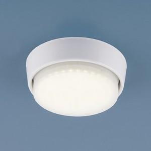 1037 GX53 WH белый Электростандарт Накладной точечный светильник
