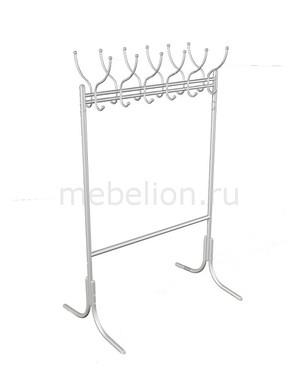 Вешалка гардеробная М-11 алюминий
