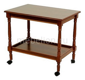 Стол сервировочный 1687 орех
