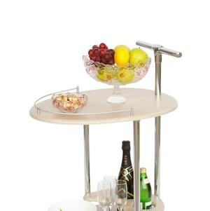 Сервировочный столик Калифорния мебель Стол сервировочный Фуршет