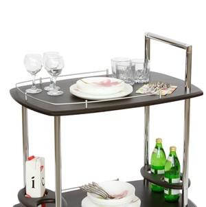 Сервировочный столик Калифорния мебель Стол сервировочный Банкет