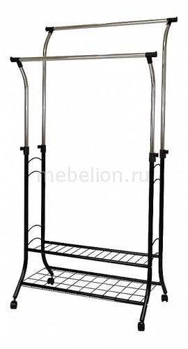 Вешалка гардеробная А1915 черный/хром