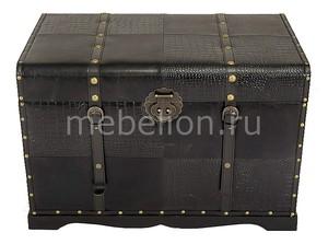Сундук 2555M черный