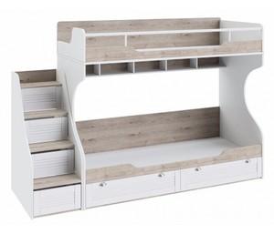 Кровать двухъярусная Трия