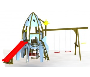 Детский городок Леда