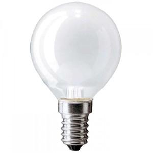 Лампа накаливания 60 вт Е14 С 230 FR Navigator шар