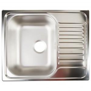 Мойка врезная Blanco mini 60.5х50 см нержвеющая сталь цвет матовый, нержавеющая сталь