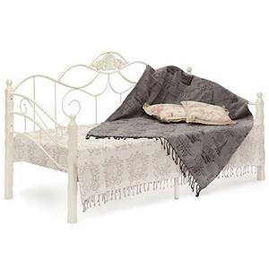 Кровать-кушетка Канцона (Canzona) белая