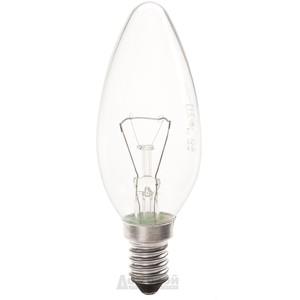 Лампа накаливания GE 60C1/CL/E14 90480