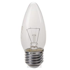 Лампа накаливания GE 60C1/CL/E27 74399b