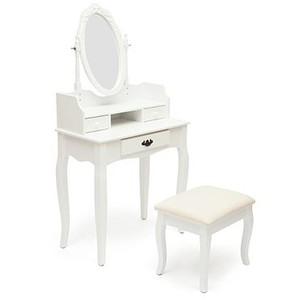 Туалетный столик с пуфом  NY-V3024