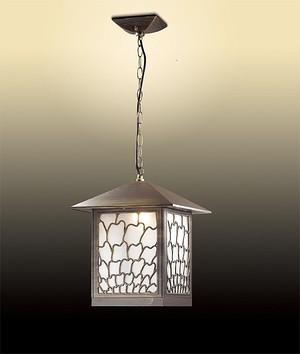 Уличный подвесной светильник Odeon Light Meto 2648/1