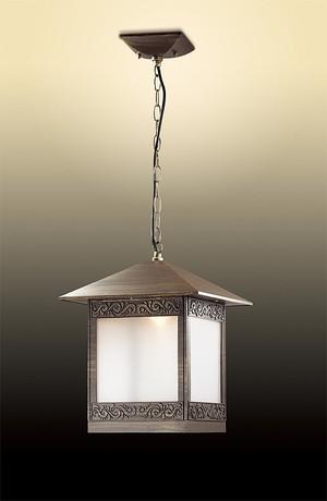 Уличный подвесной светильник Odeon Light Novara 2644/1