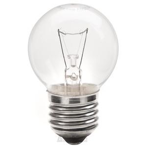 Лампа накаливания PHILIPS P-45 E27 60W CL