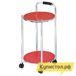 Сервировочный столик Red and Black ЕР 8263 Красный