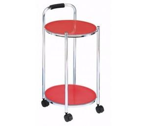 Сервировочный столик Red Black