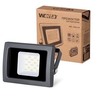 Прожектор светодиодный Wolta Wfl-10w/03